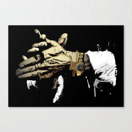 Las manos del Camarón Canvas Print