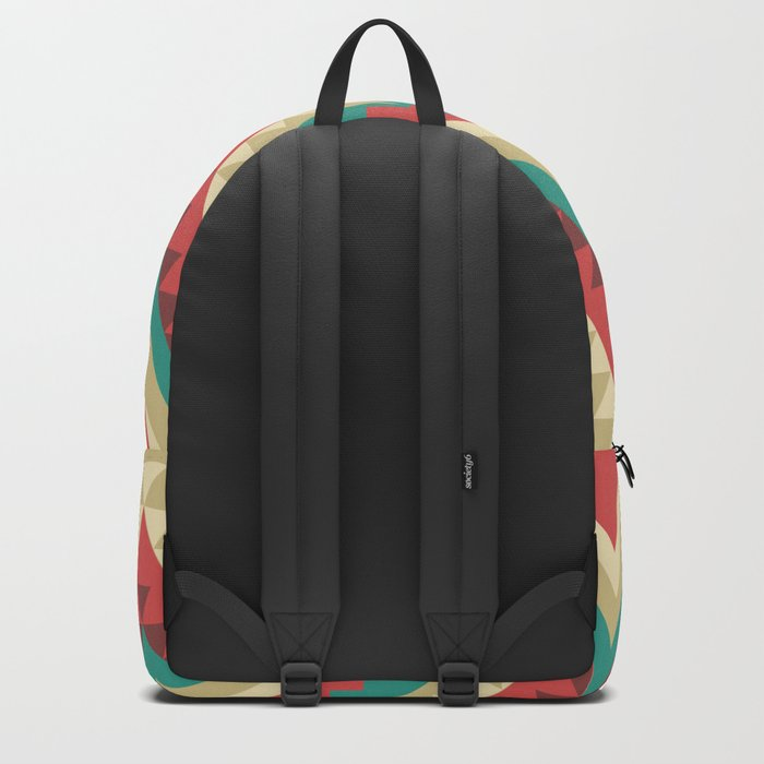 American Native Pattern No. 84 Backpack