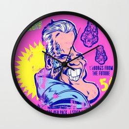 TPops Smileys Wall Clock