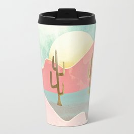 Desert Mountains Travel Mug