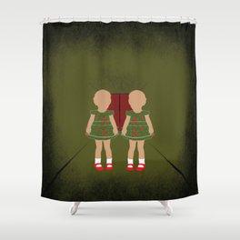 Twin Kids Shower Curtain