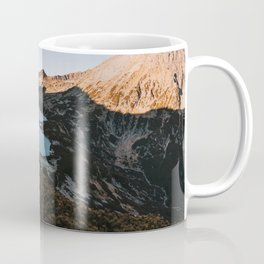 Mountain Ponds - Landscape and Nature Photography Coffee Mug