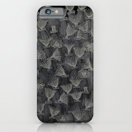 Sea Foam iPhone Case