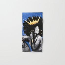 Naturally Queen VI BLUE Hand & Bath Towel