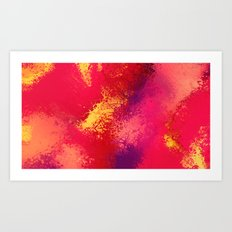 Splash #12 Art Print