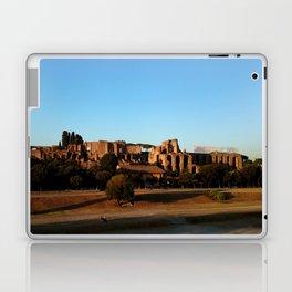 Roman ruin in Rome photography Laptop & iPad Skin