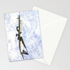 Star Alliance Boeing 777 Art Stationery Cards