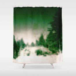 Forest Deep Shower Curtain