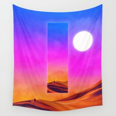 That which preceds everything Wall Tapestry
