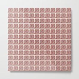 Antic pattern 2 Metal Print