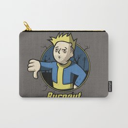 Burnout Carry-All Pouch