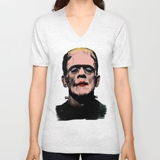 The Fabulous Frankenstein's Monster Unisex V-Neck