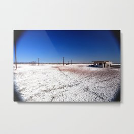 Sodium and Gomorrah Metal Print