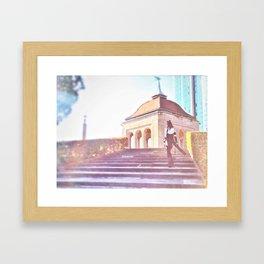 Blake Belladonna - Garden Framed Art Print