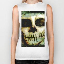 Scary Skull me Biker Tank