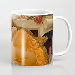 Flaming June - Frederic Lord Leighton Coffee Mug
