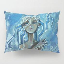 Ice Afro Queen Pillow Sham