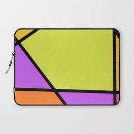 Glass Window Stained Laptop Sleeve