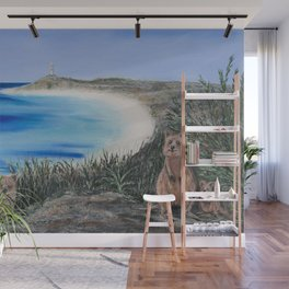 Down Under Wall Mural