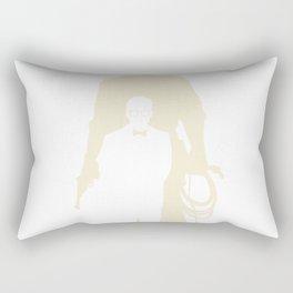 Obtainer of rare anti Rectangular Pillow