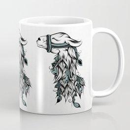 Poetic Llama Coffee Mug
