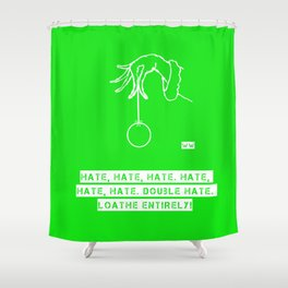 The GRINCH 2 Shower Curtain