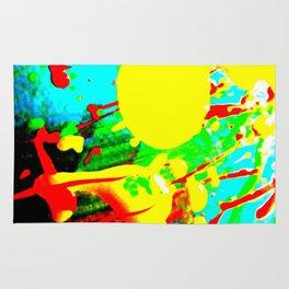 abstract 3 Rug