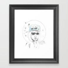 BOY 2.0 Framed Art Print