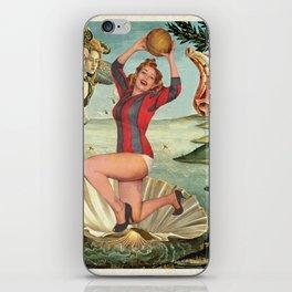 Football's Venere iPhone Skin