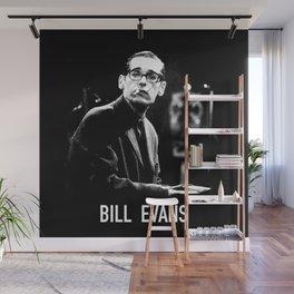 Bill Evans Wall Mural