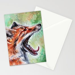Yaaaawn Stationery Cards