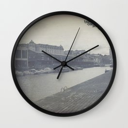 Will they remember us? Wall Clock