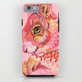 The squirrel magic  iPhone Case
