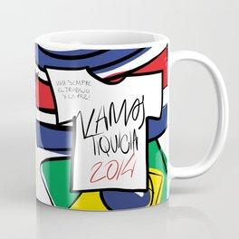 VAMOS TIQUICIA  Coffee Mug