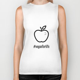 Vegan Apple Biker Tank