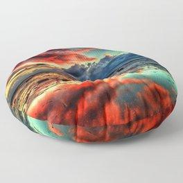 Nature 4 Floor Pillow