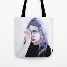 I could but I can't Tote Bag