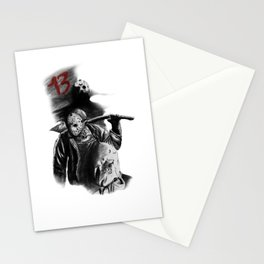 Friday 13 Stationery Cards