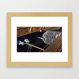 What is the Capitol of Los Angeles? Framed Art Print