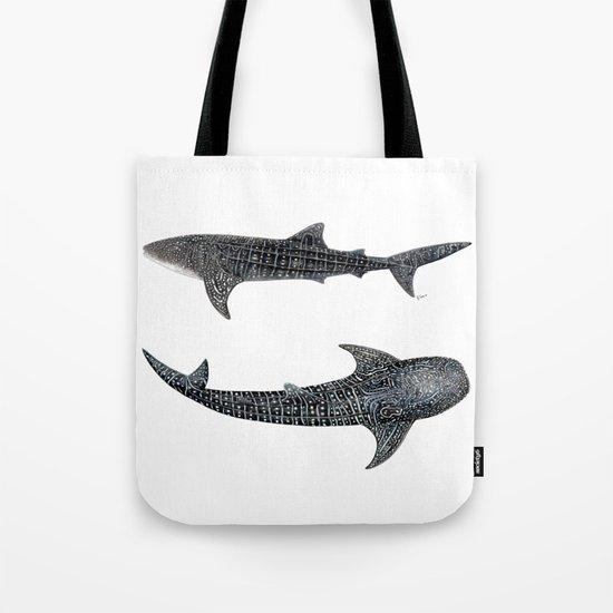 Whale sharks by chloeyzoard