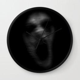 Mental Disturbances Wall Clock