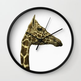 jirafe Wall Clock