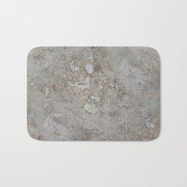 Rough marbles Bath Mat