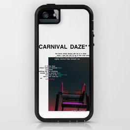 Carnival Daze iPhone Case