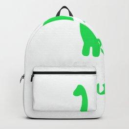 Grammy-Saurus Funny Dinosaur Gift GrammySaurus Mother's Day T-Shirt Backpack
