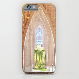 CATHEDRAL PARK ARCHES - ST. JOHNS BRIDGE iPhone Case