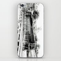 train iPhone & iPod Skins featuring Train by Geni