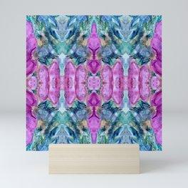 Mandala 6 Mini Art Print
