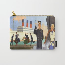 Abroad Carry-All Pouch