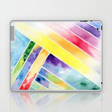 bright abstraction Laptop & iPad Skin